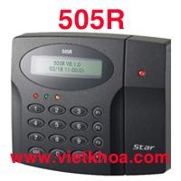 505R, may cham cong 505r
